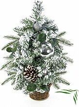 artplants Künstlicher Weihnachtsbaum Helsinki im