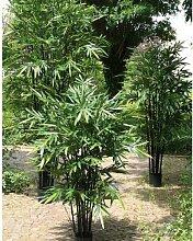 artplants - Kunst Bambus mit 15 Bambusstäben, 280 cm - Künstlicher Baum / Deko Bambus