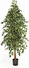 artplants Kunst Ficus BALUNO, Tropfenform, 935