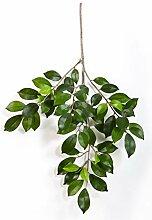 artplants Set 'Kunstbaum Ficus Benjamini +