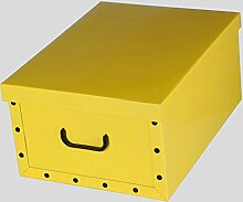 Artra Design Ordnungsboxen Deko Karton Box Clip