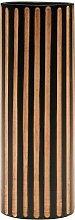 Artra Mango Holz Vase Motiv Saturn Designvase,