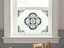 Artscape Sichtschutzfolie Newport Slate Fenster