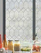Artscape Sichtschutzfolie Old English Fenster