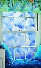 Artscape Sichtschutzfolie Wolken Fenster Film