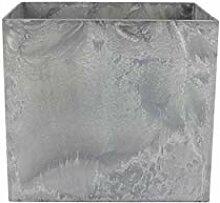 Artstone Blumenkübel Maud D37 cm grau