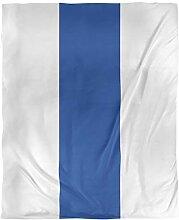 ArtVerse NFS Dallas Fußball-Streifen-Bettwäsche,
