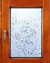Artviva Sichtschutz Fensterfolie Dekorfolie Vinyl