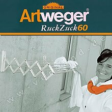 ARTWEGER Ruckzuck 60 Scherentrockner