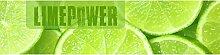 Arty Premium Küchenmatte Lime-Power (60 cm x 180 cm) APK1010 60°C-waschbar, rutschfest in TOP-QUALITÄT UMWELTFREUNDLICH