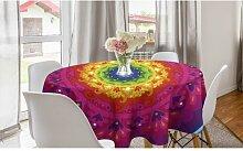 Aryan Mandala Tablecloth BohoLiving