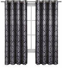 Aryanna Top Tülle Jacquard Fenster Vorhang Panel