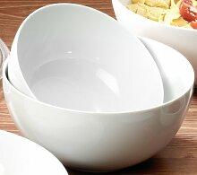 Arzberg Cucina-Basic ROK Weiss Schüssel 24 cm,