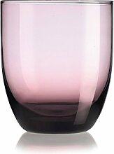Arzberg Luce Weinglas, Trinkglas, Getränkeglas, Venice Rose, Glas, 240 ml, 49903-609020-40331