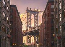 AS Creation Designwalls Brooklyn Bridge, New York