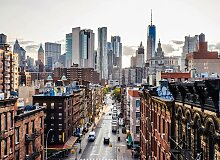 AS Creation Designwalls New York Views 1, Stadt