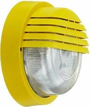 as - Schwabe 66029 Außenleuchte IP 44 75W 230V, E27, gelb