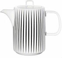 ASA 29371082 Teekanne, Weiß, 1 l