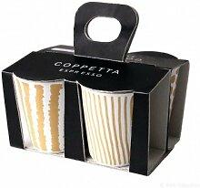 ASA 44200425 Coppetta 4er Set Espressobecher,
