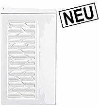 ASA 50501650 Alimentari Vorratsdose Pasta Porzellan, weiß, 11 x 11 x 19 cm