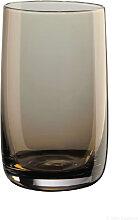 ASA glas Longdrinkglas 6er Set - amber - 6x400 ml