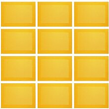 ASA Selection PVC-Tischset in Gelb, Maße: ca.33 x