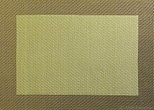 ASA Selection Tischset PVC Kunststoff mit gewebtem