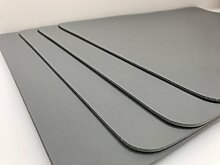 ASA Tischset Tischuntersetzer Cement grau 46 x 33