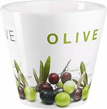 ASA Übertopf Olive