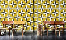 Asaph Kachel Muster Schablone, Geometrisch Boden &