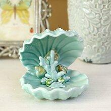 Aschenbecher/Keramik,Lagerung/Dekoration,Schmuck-dekoration/Candy Platte