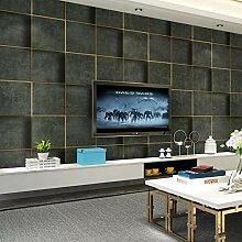ASDBIZHI 3D Tapete Wallpaper Platz Marmor Vlies