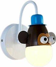 ASDF Henley Moderne LED Kinder Wandlampe