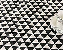 ASDFF TischdeckeGeometrische Tischdecke Tischdecke