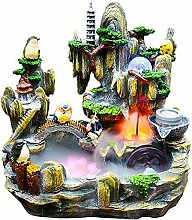 ASDFG Taschenlupe Springbrunnen