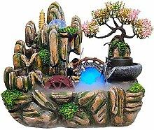 ASDFG Zen Springbrunnen,feng Shui Brunnen