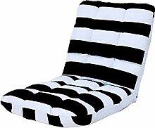 ASDFGH Japanisch-Stil Verstellbar Fußboden Stuhl