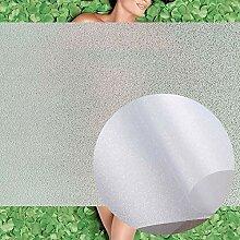 ASDFGH Milchglasfolie Selbstklebend Fensterfolie