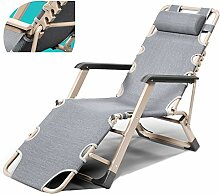 ASDFGH Multifunktion Portable Lounge Chair Nap