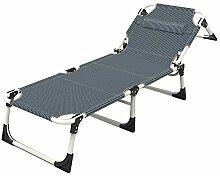 ASDFGH Multifunktion Portable Stuhl-klappbett