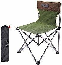 ASDFGH Outdoor Camping faltstuhl Tragbare