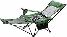 ASDFGH Portable Heavy-Duty Camping faltstuhl