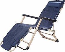 ASDFGH Stabil Einfache Deckchairs Gartenstuhl,