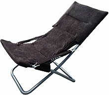 ASDFGH Verdicken sie Stabil Folding Sessel Stuhl,