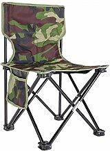Asdflina Camping Stuhl tragbare kompakte