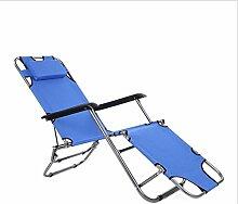 Asdflina Outdoor Lounge Chair, Mittagspause Stuhl