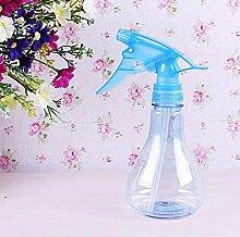 asentechuk® Kunststoff Wasser Spray Hand trigger Spray Flasche Blow Garten-Bonsai Pflanze Blume Reinigung Werkzeug (zufällige Farbe)