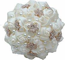Asffdhley Hochzeitsstrauß Braut Hochzeit Bouquets