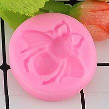 ASFGA 3D Kuchen Backen SilikonformHummel