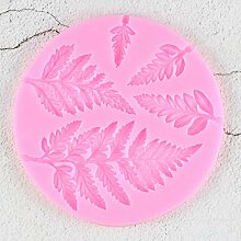 ASFGA Mimosa Leaf SilikonformFormen Kuchen